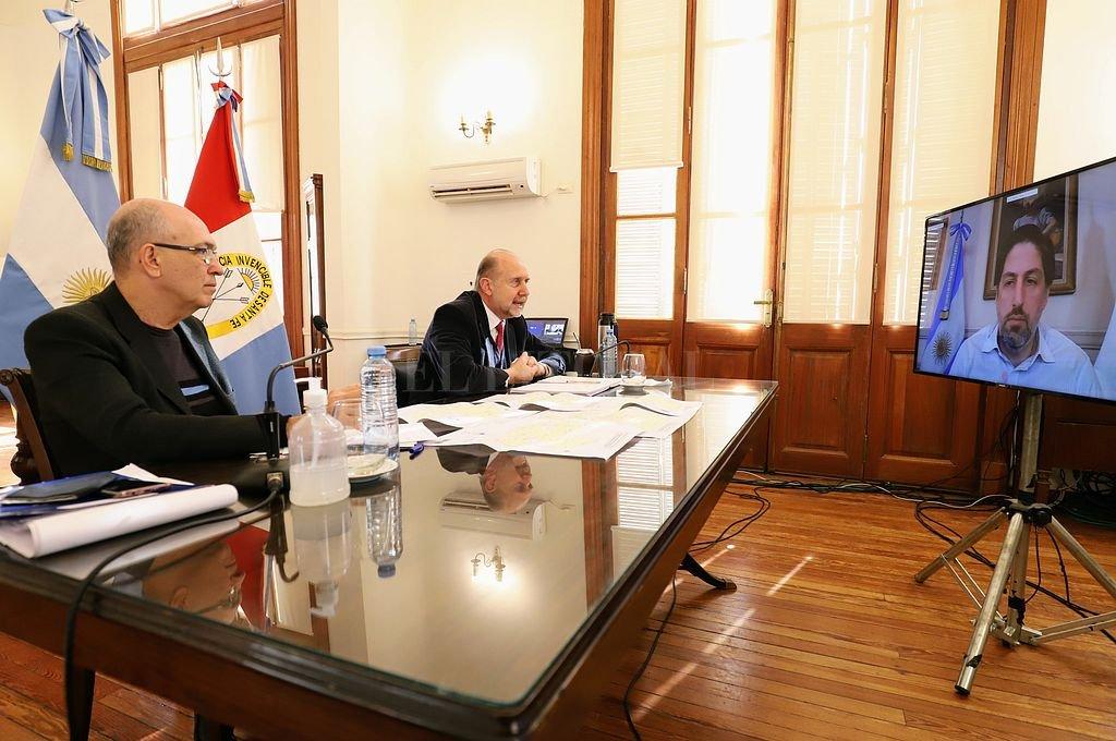 Crédito: Prensa Gobierno Santa Fe