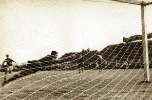 72 años del primer clásico santafesino en AFA:  ganó Colón