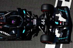 """Hamilton logra la """"pole position"""" para el Gran Premio de España"""
