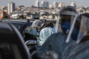 Covid: se reportaron 53 muertes en 24 horas en el país, que se acerca a los 200.000 contagios