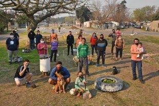 Vecinos erradicaron un basural y ahora es un espacio recreativo