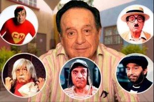 Dejan de emitirse en todo el mundo los programas de Roberto Gómez Bolaños -