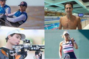 A un año de los Juegos Olímpicos, los santafesinos clasificados y los que buscan el pasaje a Tokio -  La mayoría logró la plaza tras un destacado rendimiento en los Juegos Panamericanos de Lima 2019.  -