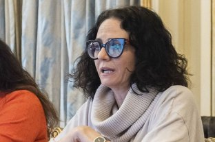 """Cecilia Todesca advirtió que la caída del PBI """"será muy fuerte"""""""