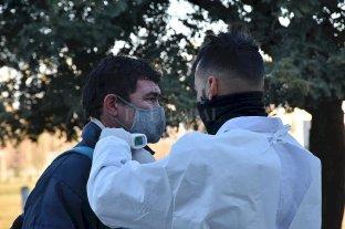 """Provincia: 74 casos nuevos y desde hace  20 días la ciudad le """"gambetea"""" al virus -"""