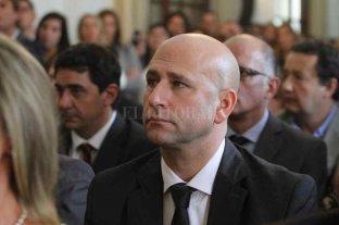 Patricio Serjal presentó su renuncia como Fiscal Regional de Rosario  -  -