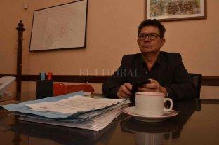 Urruty dice que habrá ayuda para las cooperativas de agua