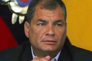 Ecuador: Revierten la suspensión del partido del expresidente Correa