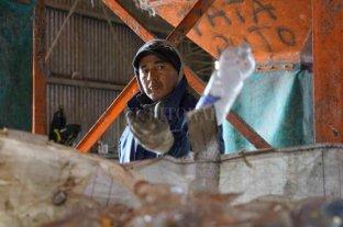 """""""La degradación del plástico es lenta, pero es rápido su consumo y producción""""  - Descartable. """"El precio que se paga por el PET es muy escaso y no alcanza la cadena de valor ni siquiera para transportarlo"""", comentó el reciclador Leonel Méndez.      -"""