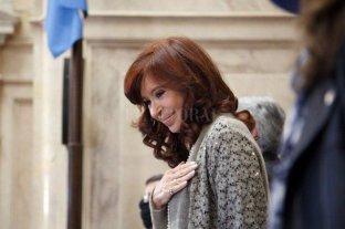 """Cristina cargó contra los jueces que """"consagran la impunidad de Macri"""""""