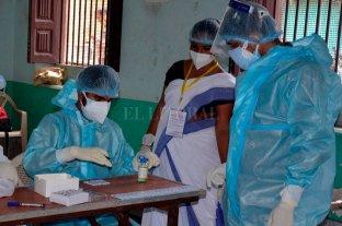 India registró más de 52 mil casos de Covid-19 en las últimas horas