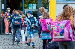 Con estrictas medidas, Alemania reabrió sus escuelas