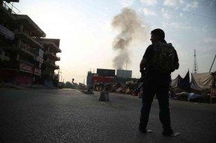 Al menos 20 muertos en un ataque del Estado Islámico a una cárcel afgana