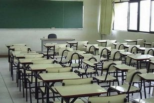 Los docentes volvieron a las escuelas en Santiago del Estero
