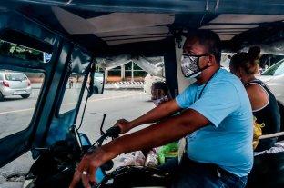 La capital de Filipinas regresa a la cuarentena tras incremento en los casos de coronavirus