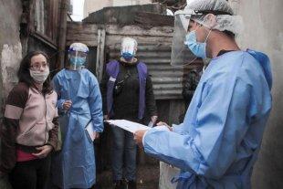 Se registraron 19 nuevas muertes por coronavirus este lunes en Argentina -  -