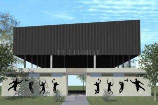 San Jerónimo del Sauce: proyectan los nuevos vestuarios en el Polideportivo Comunal -  -