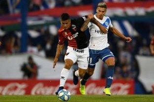 """Fiorentina y Flamengo lo tienen """"ojeado"""" a Alex Vigo"""