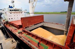 En julio ingresaron 2,3 mil millones de dólares de la agroexportación