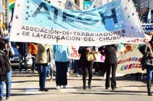 Comenzó la tercera semana consecutiva del paro docente en Chubut