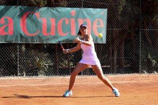 Podoroska ingresó al cuadro principal del WTA de Palermo