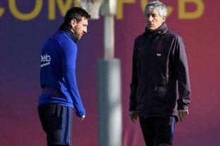 """""""Parar a Messi es posible solo en sueños o en la Play de mi hijo"""""""