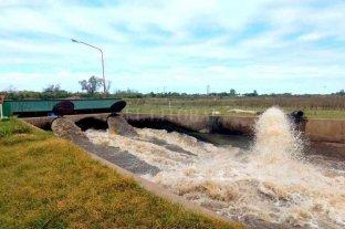 Tras 15 años el Gobierno Provincial deja de mantener las estaciones de bombeo -
