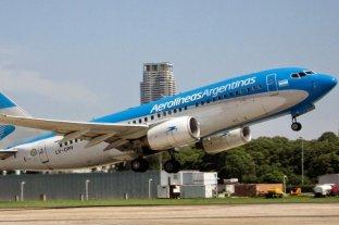 Aerolíneas Argentinas vendió más de 188 mil pasajes durante la última semana -  -