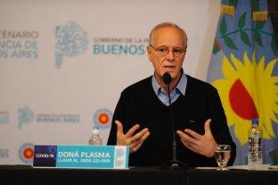 """El Gobierno bonaerense advierte que si libera más actividades habrá """"mayor nivel de contagio"""""""