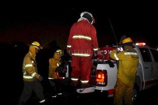 Bomberos sofocaron un incendio de pastizales en inmediaciones del CARD -