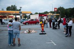 Conmoción en Suecia por muerte de una nena en un tiroteo