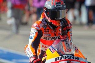 Finalmente Márquez no llegará a la carrera de Brno