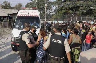 Nueve presos muertos tras un motín en la cárcel de Guayaquil