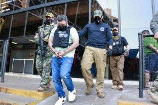 Paraguay capturó al líder de una organización criminal que huyó de Brasil