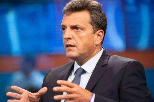 """Massa: """"Argentina dio una gran paso para normalizar su economía"""""""