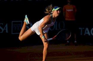 Podoroska quedó eliminada en la primera ronda del WTA de Palermo