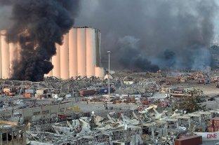 Israel niega estar involucrado en las explosiones de Beirut