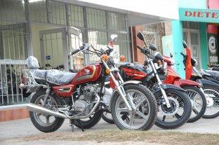 La venta de motos no logra remontar