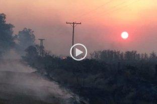 La EPE advierte sobre daños en redes eléctricas por incendios en distintas regiones -  -