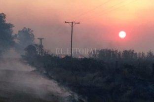 La EPE advierte sobre daños en redes eléctricas por incendios en distintas regiones