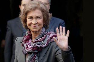 España: la reina Sofía no acompañará a Juan Carlos al exilio