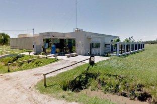 Cinco presos se fugaron de la Subcomisaría 16 de Santo Tomé - Subcomisaría 16 de Santo Tomé. -