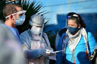 Jornada con cifras máximas en Argentina: 168 fallecidos y 6.792 nuevos casos de coronavirus -  -