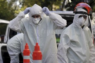 Segundo fallecido por coronavirus del día en la provincia de Santa Fe -