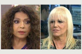 Patricia Sosa y Valeria Lynch dieron por terminada su amistad de años