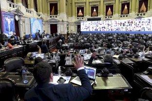 Diputados convirtió en ley el proyecto de reestructuración de la deuda bajo legislación local -  -