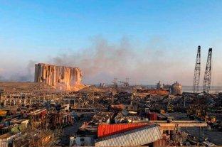 """Explosión en Beirut: """"Al menos 100 muertos"""", reconocen autoridades -  -"""