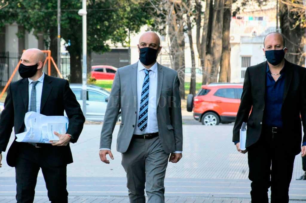 Prisión preventiva para el fiscal Ponce Asahad acusado de exigir y recibir coimas  -  -