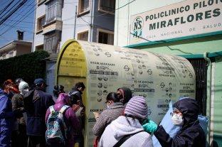 Bolivia registró 92 víctimas en las últimas horas por coronavirus