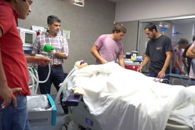 Los respiradores artificiales gestados en Rosario ya encontraron fábrica para escalar la producción -  -